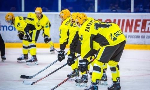 «Сарыарка» в серии буллитов уступила «Ижстали» в матче ВХЛ