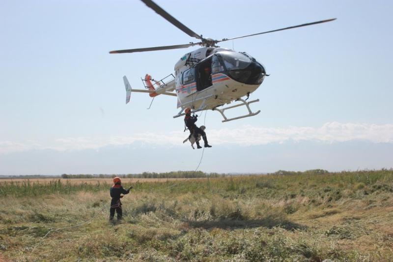 Сегодня – профессиональный праздник спасателей Казахстана
