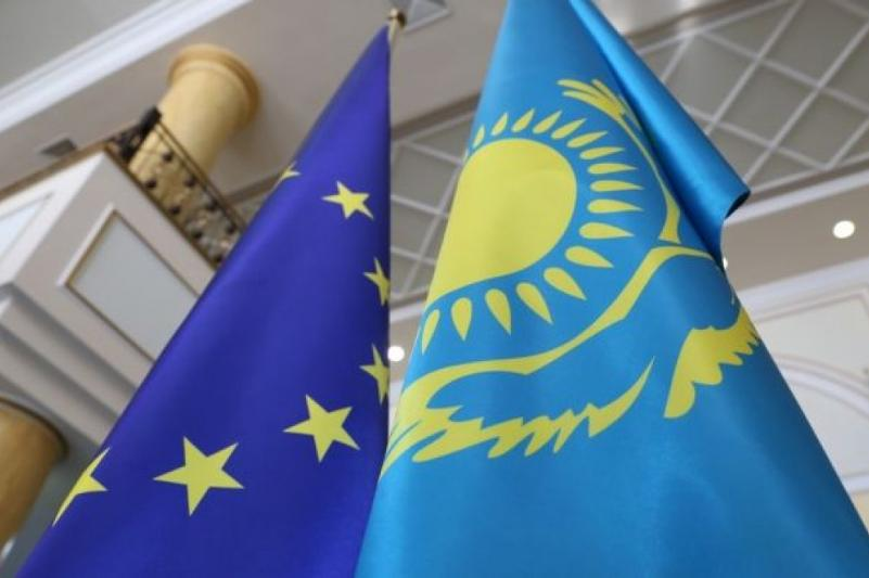 哈萨克斯坦是欧盟在中亚地区最大的贸易伙伴