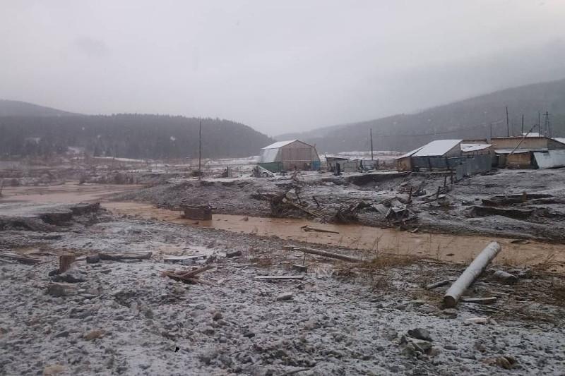 Dam collapse death toll in Krasnoyarsk region rises to 13