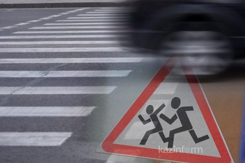 Еще одна смерть на пешеходном переходе в Атырау