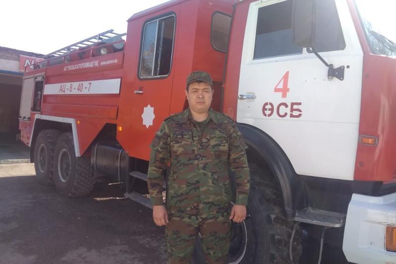 Сотни спасенных жизней на счету у Асылбека Бекимова из Атырауской области