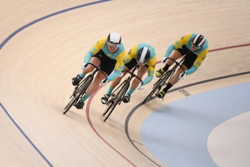 Чемпионат Азии по велотреку: казахстанцы завоевали «золото» и два «серебра»