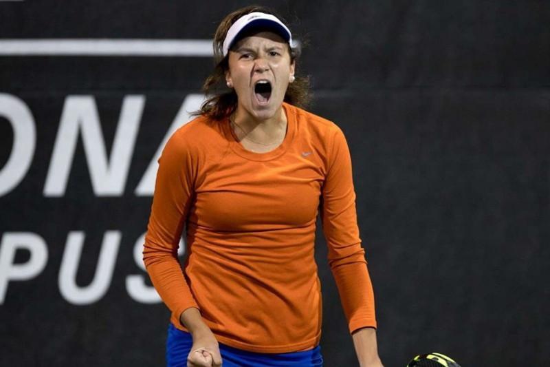 Казахстанка Анна Данилина вышла в финал теннисного турнира ORACLE PRO SERIES