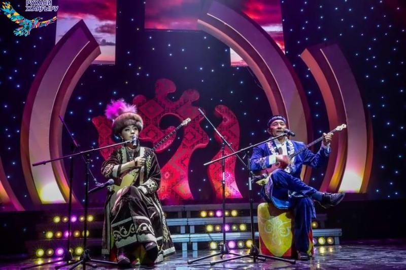 Almatyda «Uly dala eli» Halyqaralyq etnofestıvali ótti