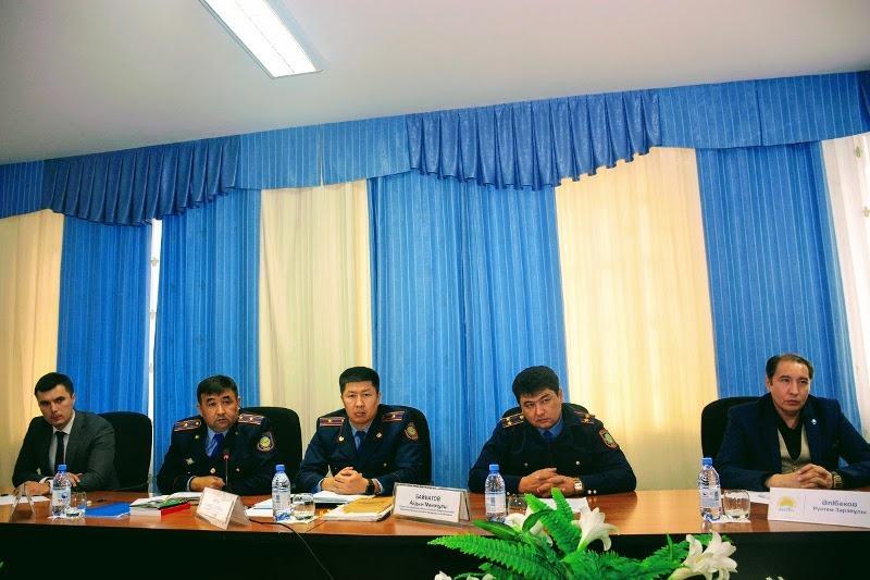 Байкеры объяснили, кто нарушает тишину по ночам в Петропавловске