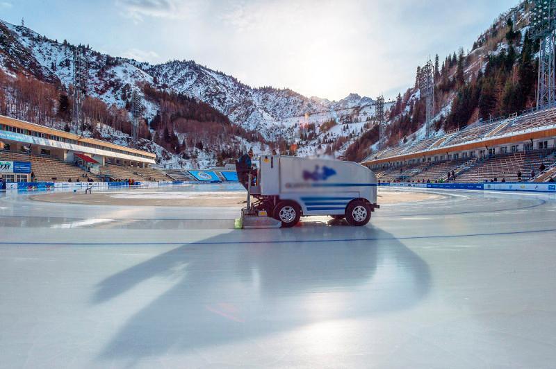 麦迪奥高山滑冰场20日起正式开放