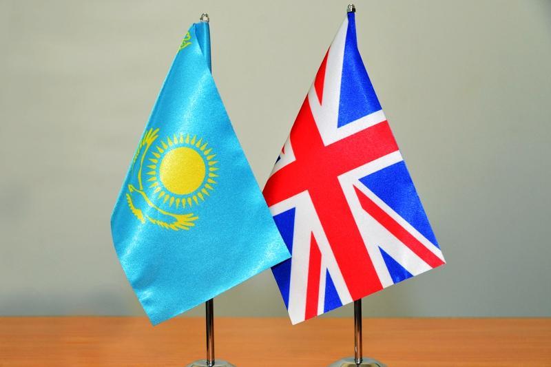 英国驻哈大使:脱欧不影响英国与哈萨克斯坦的战略合作关系