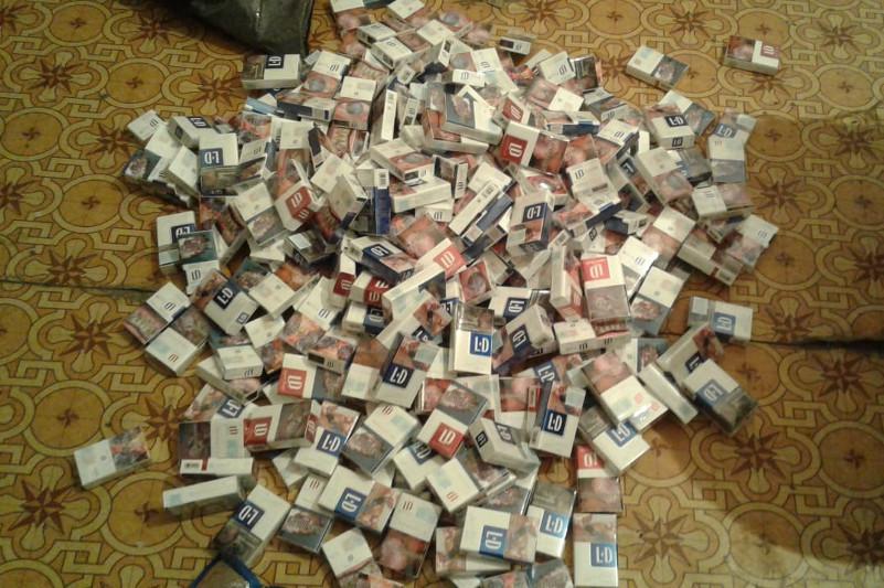 Житель Аксу украл со склада сигареты на полмиллиона тенге