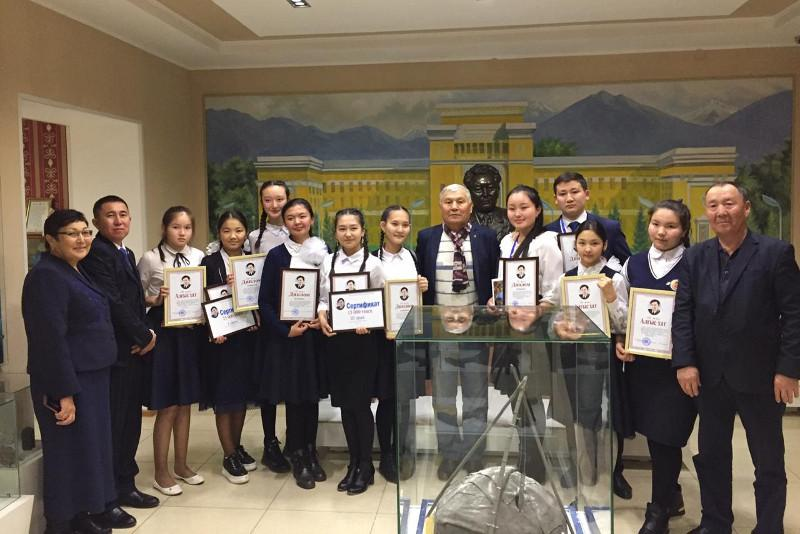 120-летие Каныша Сатпаева отметили конкурсом в Павлодарской области