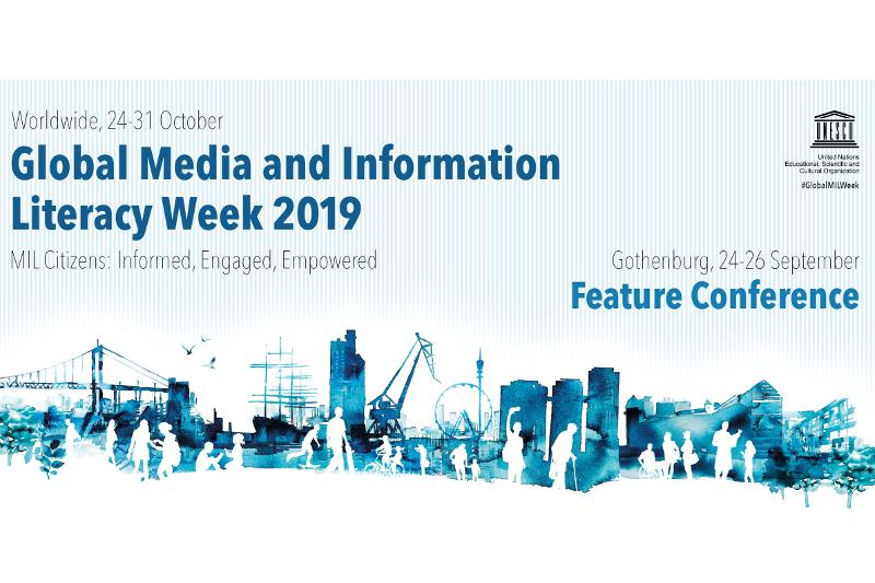 Global Media and Information Literacy Week 2019 to run October 24-31