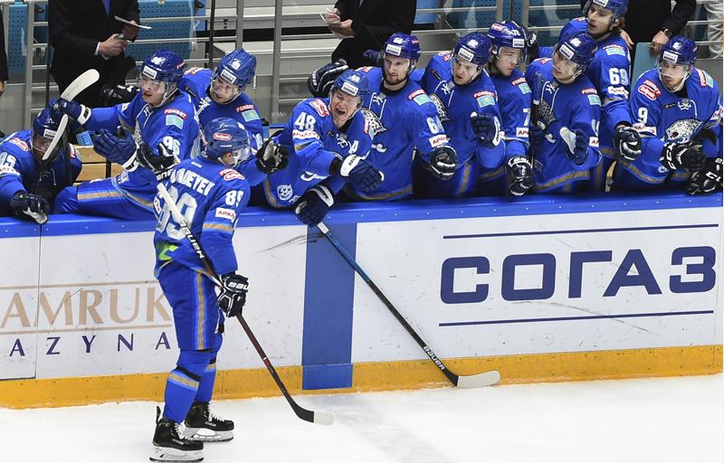 ҚХЛ: «Барыс» көшбасшы командадан басым түсті