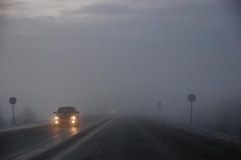 Участки автодороги Алматы - Усть-Каменогорск закрыли в ВКО