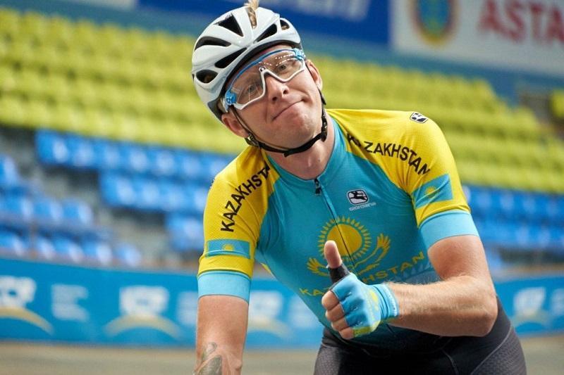 Казахстан завоевал еще одну медаль на чемпионате Азии по велоспорту на треке