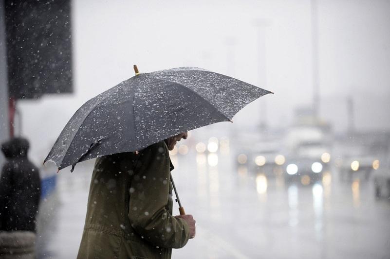 国家气象总局发布周一天气预报
