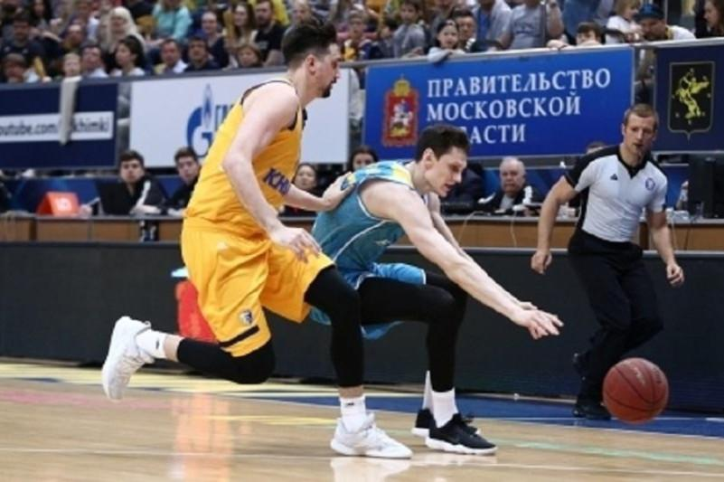 Basketbol: «Astana» VTB matchynda «Hımkı» komandasynan jeńilip qaldy