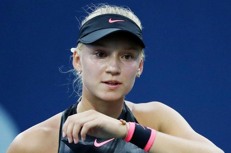 热巴金娜在世界网球排名提升至TOP-40