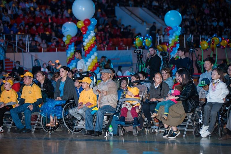 Almaty Inclusion Festival brings together above 3,000 children