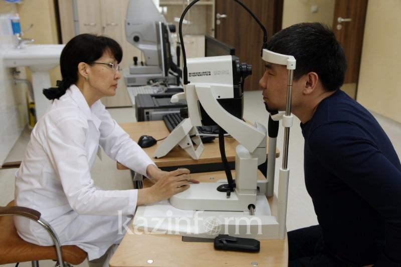 哈萨克斯坦每一名医生需为1900名患者提供医疗服务