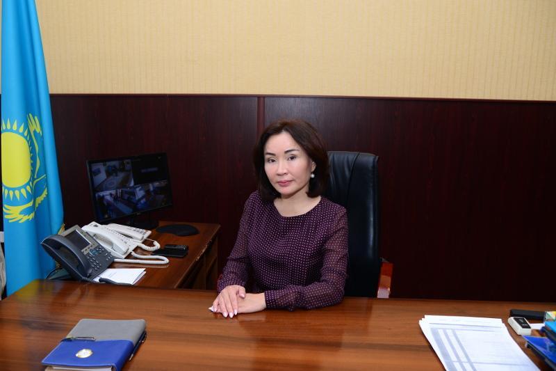 Обвинившая руководство МОН РК Анар Каирбекова назначена ректором вуза