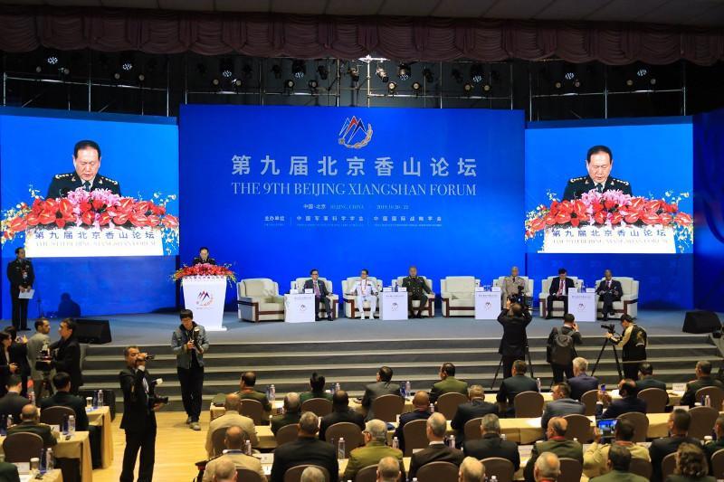 ҚР Қорғаныс министрі қауіпсіздік мәселелері бойынша Бейжің форумына қатысуда