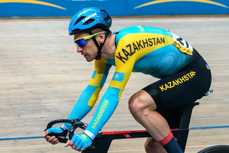 Казахстанцы стали третьими на чемпионате Азии по велоспорту на треке