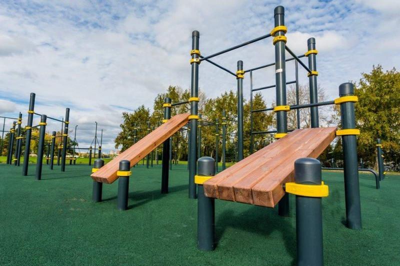 Восемь workout площадок построят в Атырау