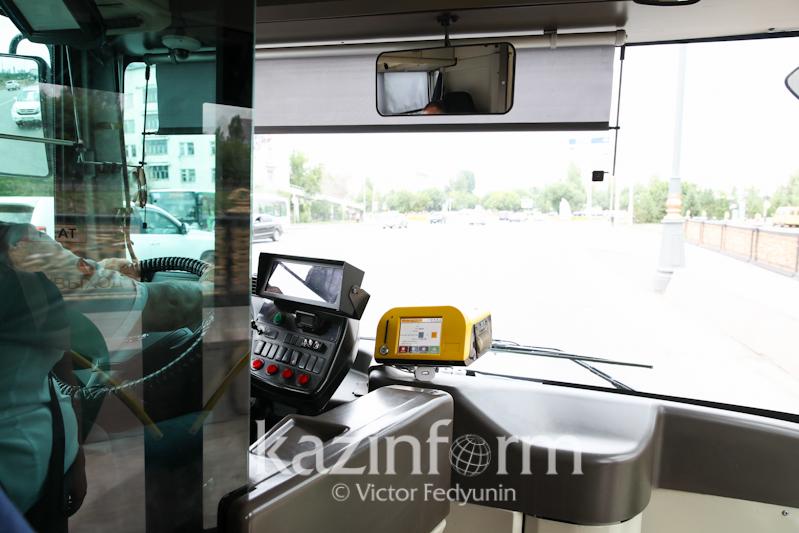 Инвесторов для установки валидаторов в автобусах ищут в Петропавловске
