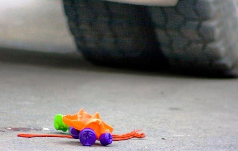 Boy struck by unlicensed hit-and-run driver in Almaty