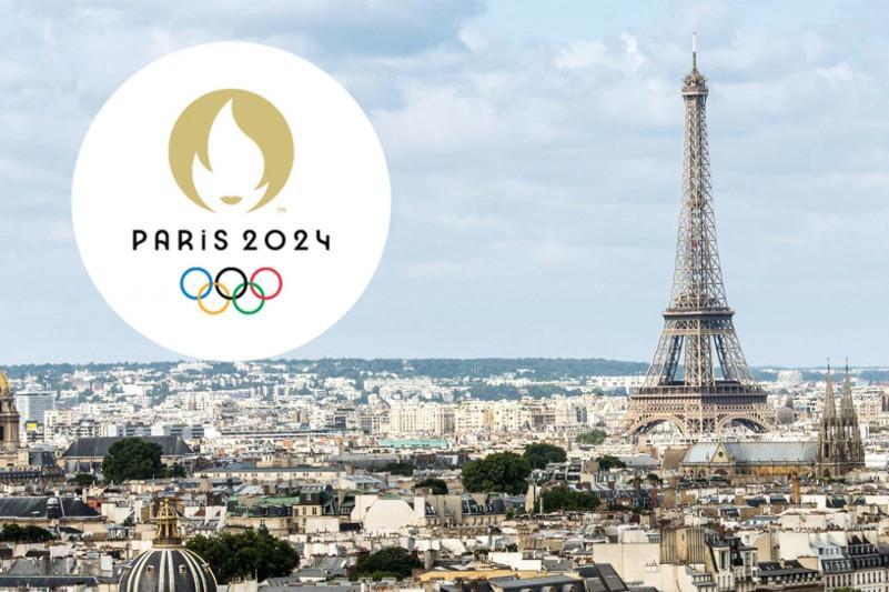 Новый логотип представил оргкомитет Олимпийских игр-2024