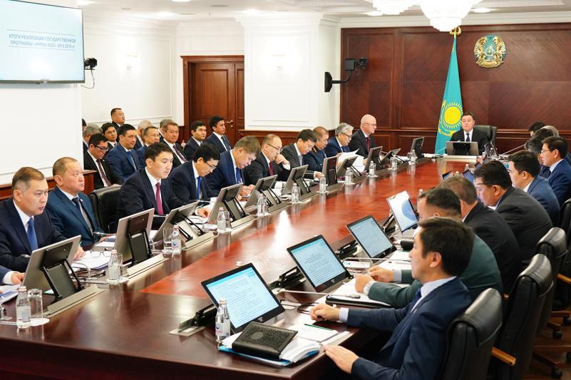 Правительство подвело итоги пяти лет реализации госпрограммы «Нұрлы жол» и поставило цели на 2020-2025 годы