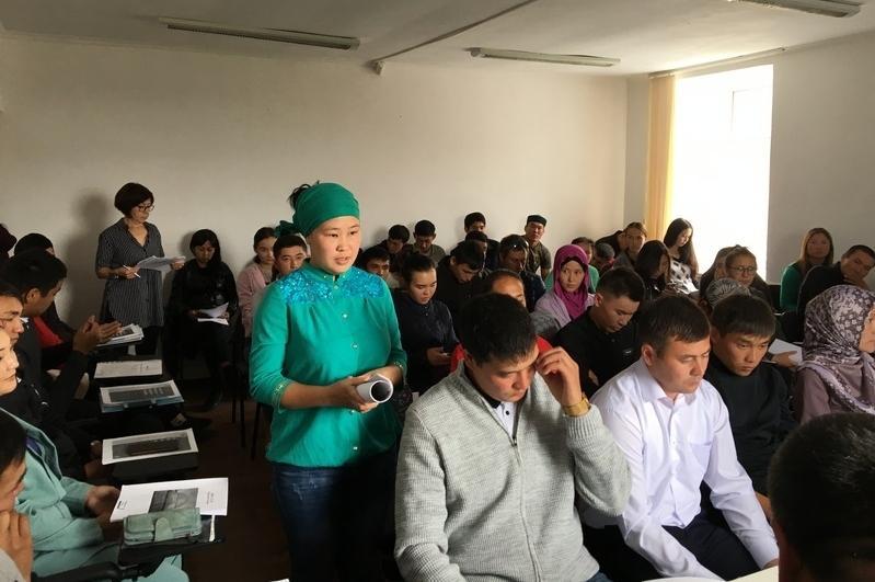 Гранты на развитие бизнеса получили многодетные мамыв Карагандинской области