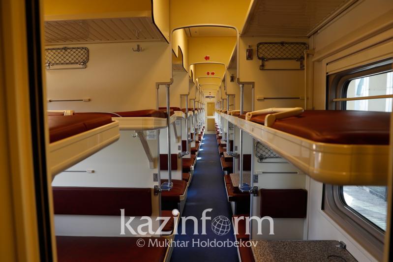 Новыми вагонами пополнился парк АО «Пассажирские перевозки»