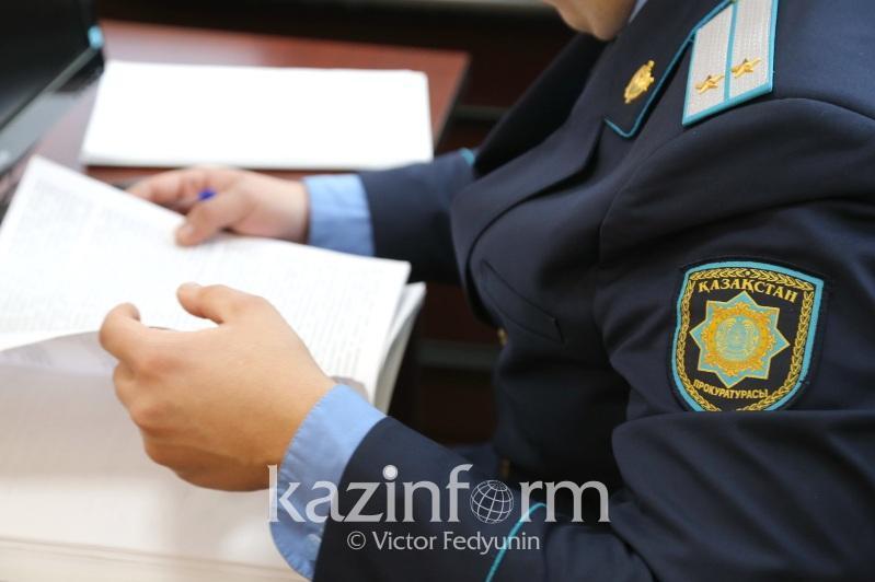 Неучтенные полицией дела выявили прокуроры в Актобе