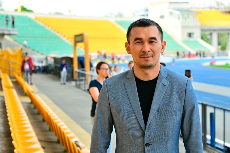 В отставку отправили главного тренера команды Казахстана по легкой атлетике