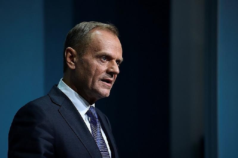 欧洲理事会主席表示将在未来几天就英国延期脱欧做出决定