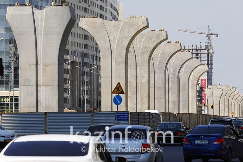 LRT қашан іске қосылады: Нұр-Сұлтан әкімдігі жоспарымен бөлісті
