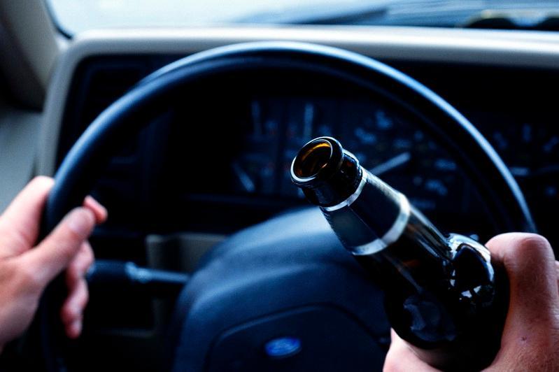 Протаранившего 5 автомобилей пьяного водителя арестовали на 2 месяца в Караганде