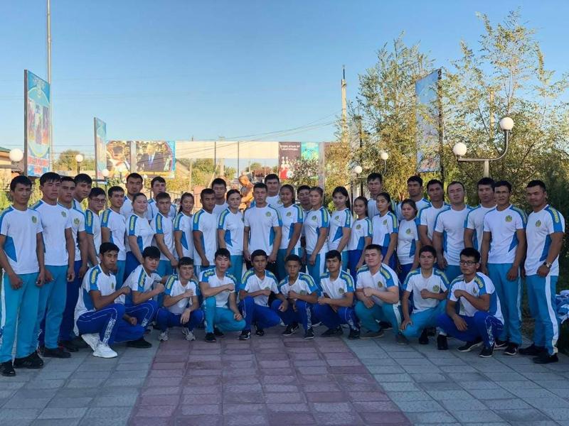 Шардаралық 50-ге тарта спортшы Румынияда өтетін Әлем чемпионатына қатысады
