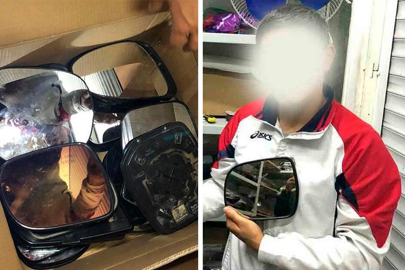 Серийного автовора и скупщика краденых зеркал задержали в Алматы