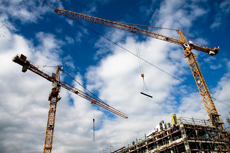 Как идет строительство административно-делового центра Туркестана