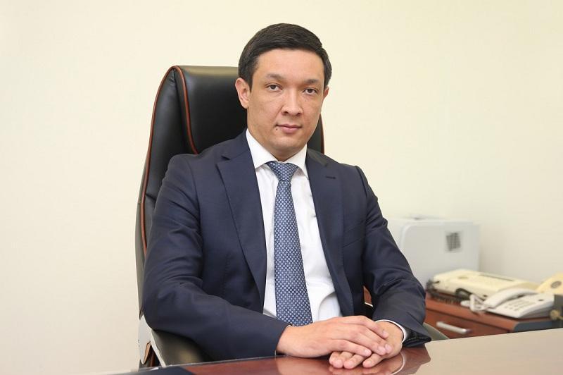 Ержан Жиенбаев назначен замруководителя Администрации Президента РК
