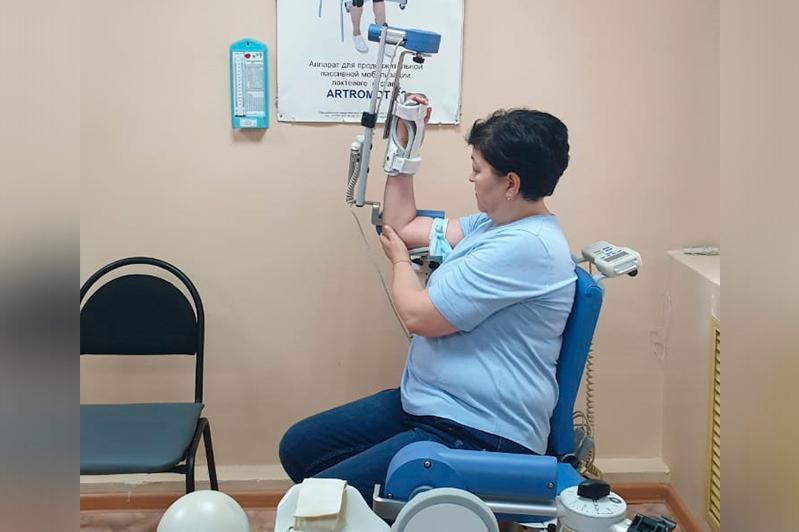 Реабилитация способствует снижению инвалидизации населения