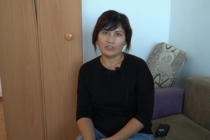 Павлодарские многодетные мамы получили жильё в Аксу