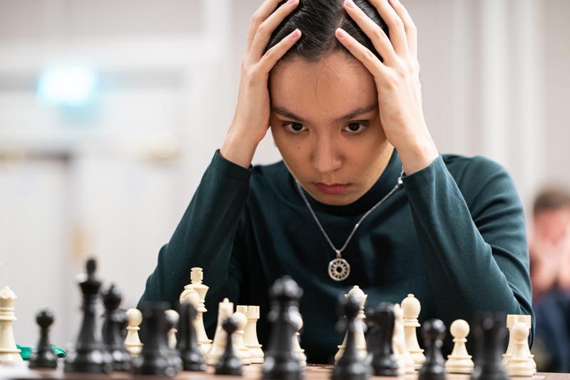 国际棋联大瑞士制赛:萨杜瓦卡索娃创造哈萨克斯坦记录