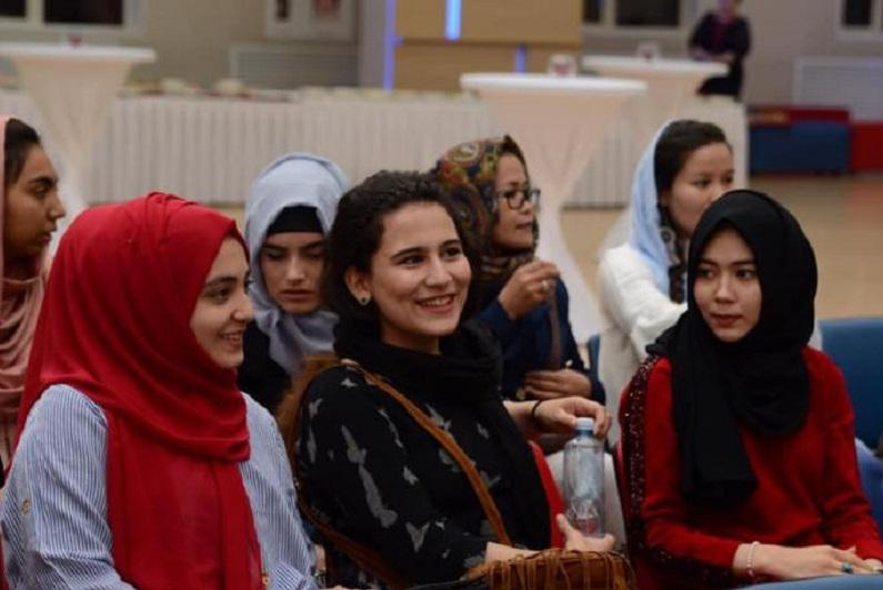 First cohort of Afghan women arrived in Kazakhstan as a part of EU educational project