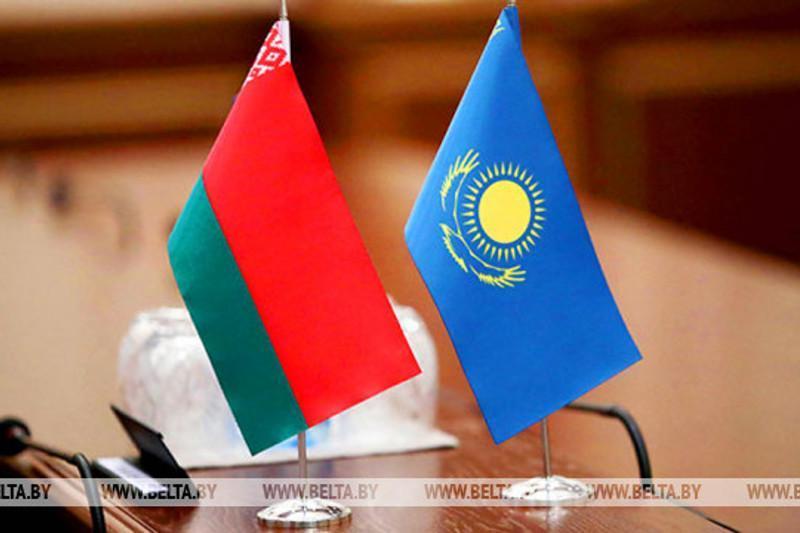 阿拉木图州州长会见白俄罗斯第一副总理