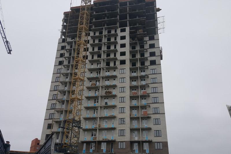 Первые 18-этажные жилые дома строят в Петропавловске