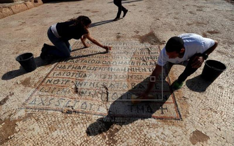 «The Glorious Martyr,» Israel's latest archaeological finding