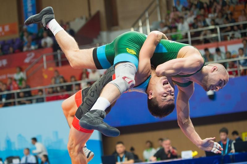 Kazakhstan pockets two more bronze at Military World Games